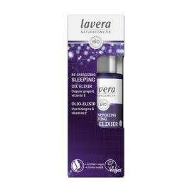 Energetizující noční olejový elixír Lavera 30 ml