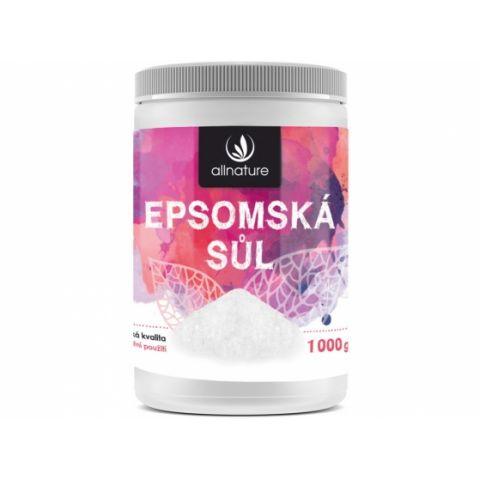 Epsomská sůl  Allnature 1000g