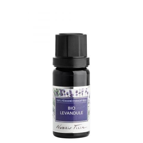 Éterický olej BIO Levandule Nobilis Tilia