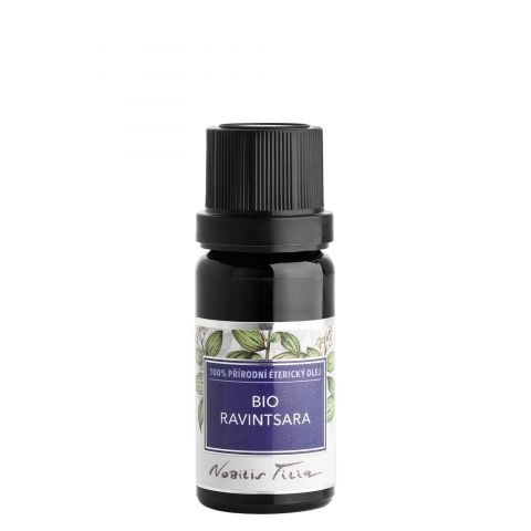 Éterický olej BIO Ravintsara Nobilis Tilia