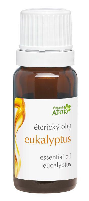 Atok Éterický olej Eukalyptus velikost: 10 ml