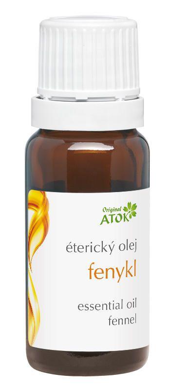 Atok Éterický olej Fenykl velikost: 10 ml