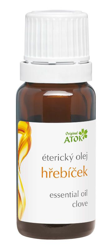 Atok Éterický olej Hřebíček