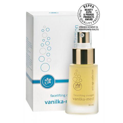 Facelifting oleogel Vanilka - med Atok 30 ml