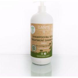 Family Ošetřující šampon Bio Ginkgo & Bio Oliva Sante 950ml