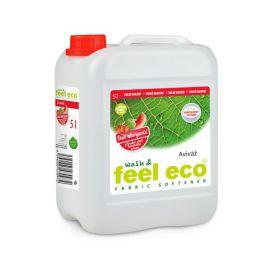 Aviváž s vůní přírodního ovoce Feel Eco 5 L