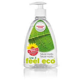 Tekuté mýdlo s arnikou Feel eco 300ml