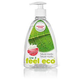 Tekuté mýdlo s panthenolem Feel eco 300ml