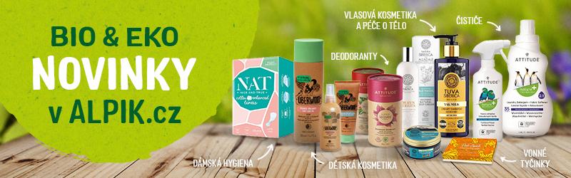 Novinky  na Alpik.cz