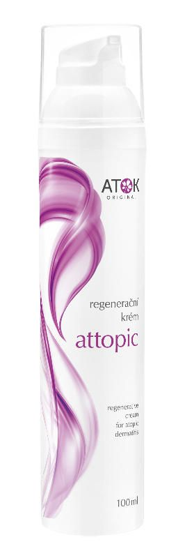 Regenerační krém Attopic Atok velikost: 100 ml
