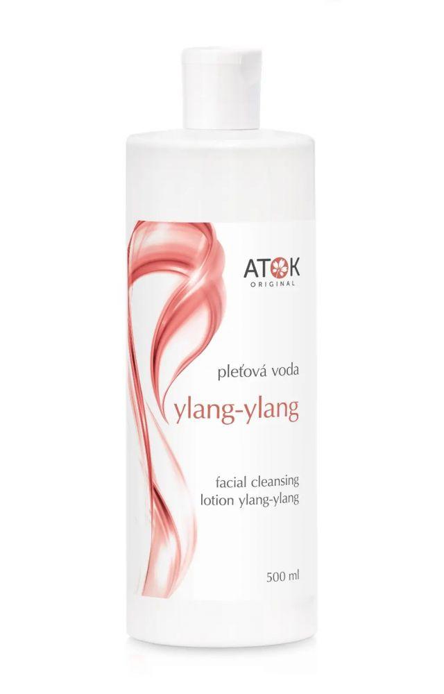 Pleťová voda Ylang-ylang Atok velikost: 500 ml