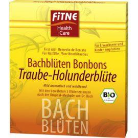 Fitne Bachovy Bonbony Hroznové víno-Květ Černého bezu 50 g