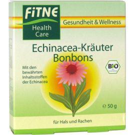 Fitne Bio Rostlinné bonbony Echinacea 50g