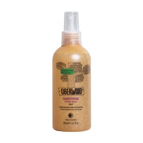 Fixační sprej VEG - pro zpevnění vlasů ÜBERWOOD 200 ml