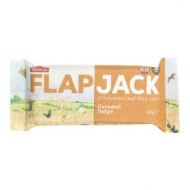 Wholebake Flapjack ovesný karamel bezlepkový 80 g