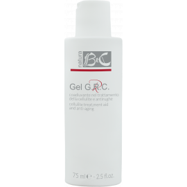 Gel G.R.C. - Krém proti celulitidě a stárnutí pokožky BeC Natura 75 ml