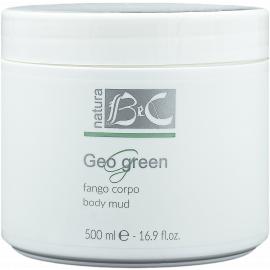 Geo green - tělové bahno BeC Natura 500 ml