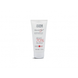 Glovid gel - Čistící gel na ruce s alkoholem 70%, esenciálními oleji a vitamínem E BeC Natura 100 ml