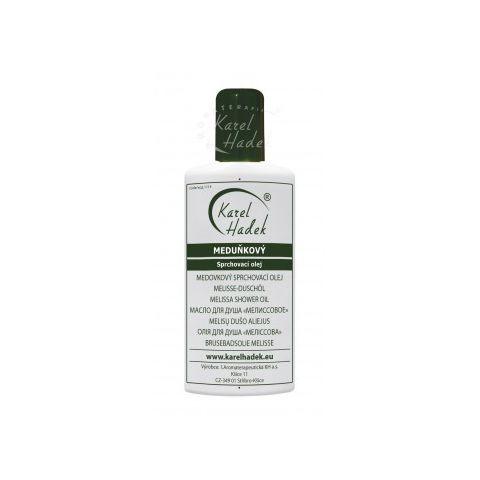 Meduňkový sprchovací olej Hadek  100ml