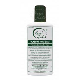 Vlasový mycí olej pro mastné vlasy Hadek 100 ml