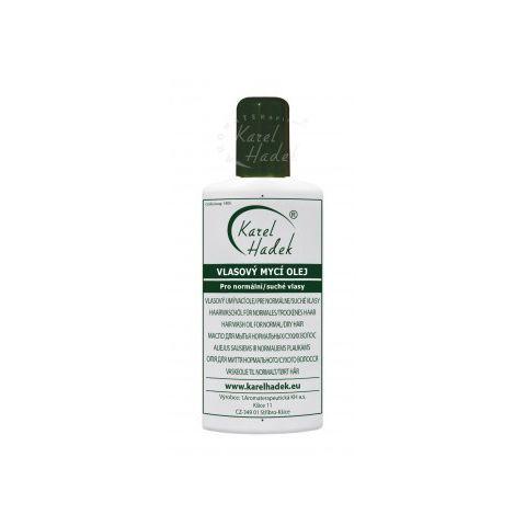 Vlasový mycí olej pro suché vlasy Hadek 200ml