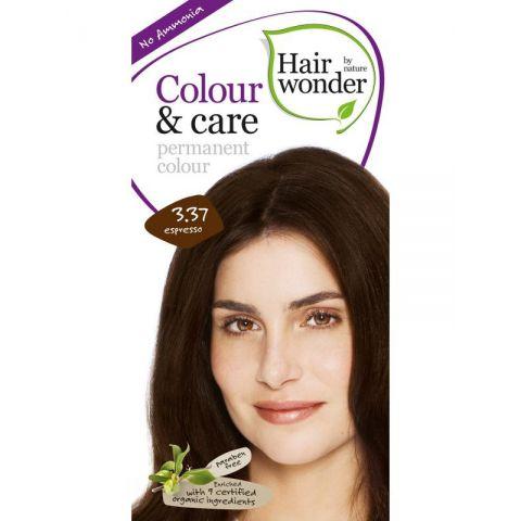 Barva ESPRESSO 3.37 přírodní dlouhotrvající BIO Hairwonder