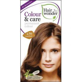Barva OŘÍŠKOVÁ  6.35 přírodní dlouhotrvající  BIO Hairwonder