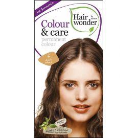 Barva TMAVÁ BLOND 6 přírodní dlouhotrvající BIO Hairwonder