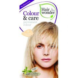 Barva VELMI SVĚTLÁ  BLOND 9 přírodní dlouhotrvající BIO Hairwonder