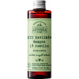 Havlíkův šampon 13 rostlin - Havlíkova Apotéka  200ml