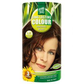 Dlouhotrvající barva Čokoládově hnědá 5.35 HennaPlus 100 ml