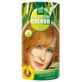 Dlouhotrvající barva Měděná blond 8.4 HennaPlus 100 ml
