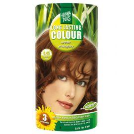 Dlouhotrvající barva Měděný mahagon 6.45 HennaPlus 100 ml
