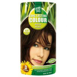 Dlouhotrvající barva Mocca hnědá 4.03 HennaPlus 100 ml