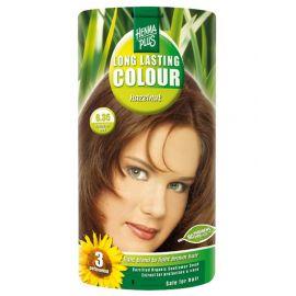 Dlouhotrvající barva Oříšková 6.35 HennaPlus 100 ml