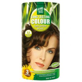 Dlouhotrvající barva Světle zlatá hnědá 5.3 HennaPlus 100 ml