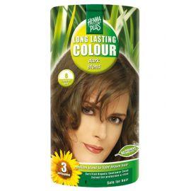 Dlouhotrvající barva Tmavá blond 6 HennaPlus 100 ml