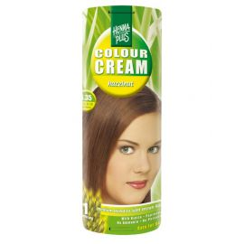 Krémová barva Oříšková 6.35 HennaPlus 60 ml
