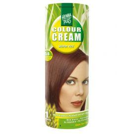 Barva TMAVĚ ČERVENÁ 5.6 krémová přírodní HennaPlus  60ml