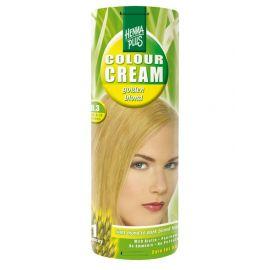 Krémová barva Zlatá blond 8.3 HennaPlus 60 ml
