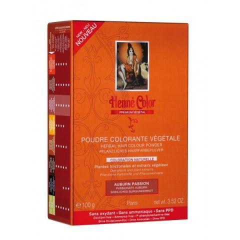 Barva Bordó Premium Végétal Henné Color 100 g