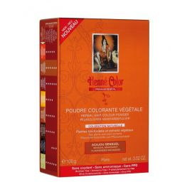 Barva Mahagon Premium Végétal Henné Color 100g