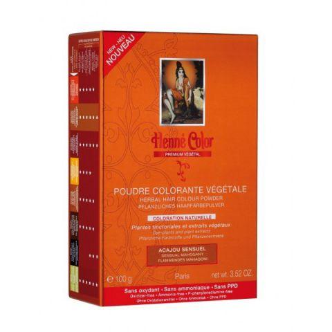 Barva Mahagon Premium Végétal Henné Color 100 g