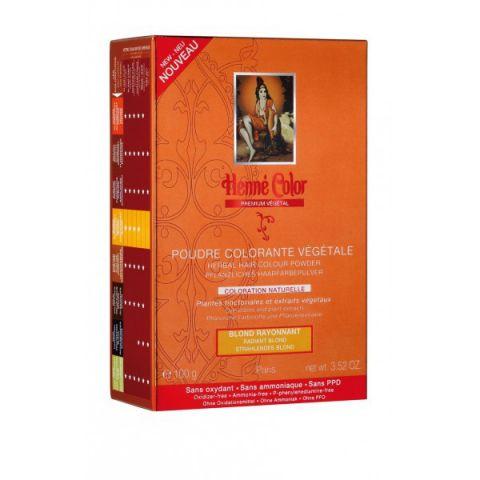 Barva Zlatá Blond Premium Végétal Henné Color 100 g
