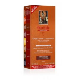 Přeliv Mahagon Premium Végétal Henné Color 100g