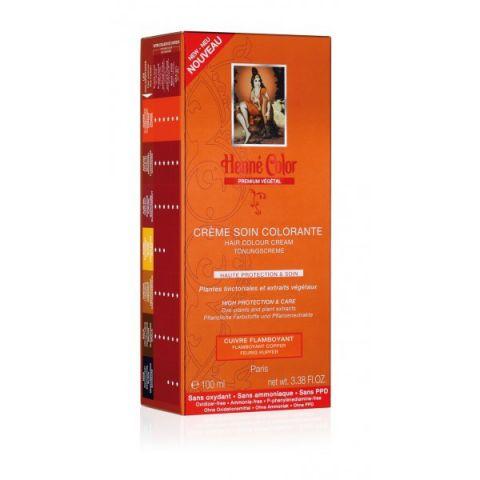 Přeliv Měděný Premium Végétal Henné Color 100 g