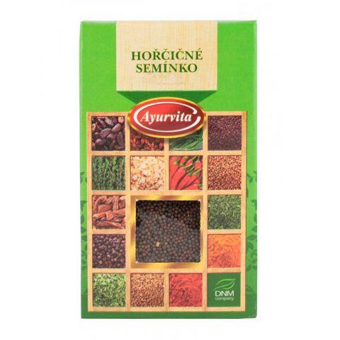 Hořčičné semínko černé-mini DNM 50g