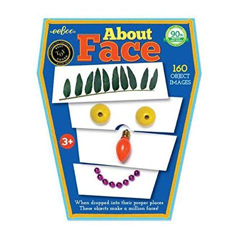 Hra - Vše o tváři Eeboo
