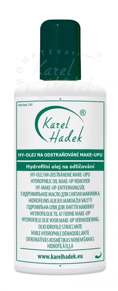 HY-na odstranění make-upu Hadek velikost: 500 ml