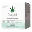 Hydratační mýdlo NATURA Cannaderm 100 g